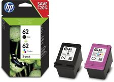KIT Multipack nero/colore HP 62 (N9J71AE) ORIGINALE per OfficeJet 200 Mobile
