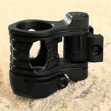 """New 5 Position 1"""" 25.4mm Ring Airsoft Flashlight Torch Laser Mount for 20mm Rail"""
