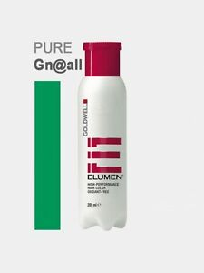 Goldwell Elumen GN@ALL Green 6.7 oz / 200 ml works with no peroxide or ammonia