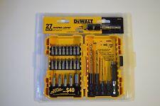 DEWALT DW2504 27 Pc Rapid Load Screw Driving and Drill Bits Set - NEW!