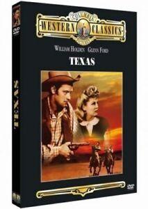 DVD : Texas - WESTERN - NEUF