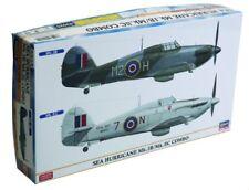 Sea Hurricane Combo Mk IB-MKIIC Fighter (2 Kit In The Box) Plastic Kit 1:72