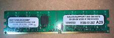 1GB DDRII 533MHz/PC4200 RAM