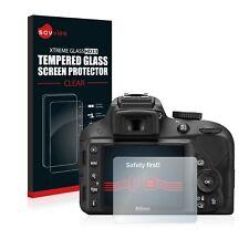 VITRE PROTECTION VERRE TREMPE pour Nikon D3300 Film protecteur écran