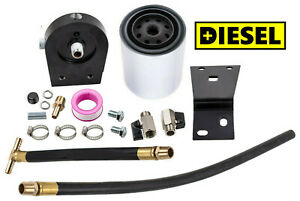 Super Duty Coolant Filtration Filter Kit for 99-03 Ford F-250 F-350 7.3L Turbo