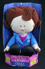 """The Original Talking Rosie O'Donnell Doll Plush 19"""" Tyco New"""