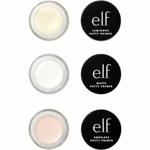 ELF Cosmetics Putty Face Primer (Choose Your Type)
