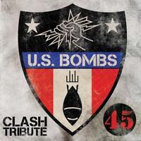 "Us Bombs - Clash Tribute [New 7"" Vinyl]"