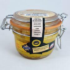 Duck Foie Gras de Canard Jar - Certificate of Origin Périgord - French Gourmet