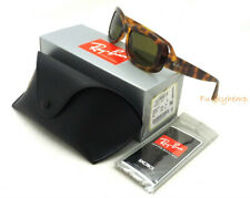 NWT Authentic Ray-Ban Havana Brown Square RB4122 642 Sunglasses