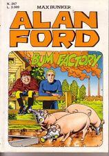 Alan Ford 267 - Bum Factory