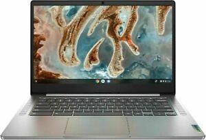 "Lenovo Chromebook 3 14"" Touch Laptop - Mediatek MT8183 - 4GB Memory - 64GB eMMC"