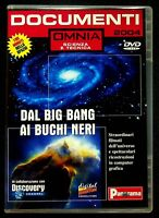 EBOND Dal Big Bang ai buchi neri - Documenti 2004 DVD D559504
