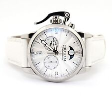 Graham Chronofighter 1695 Classic Lady moon 2CXBS.S06A Ladies Watch