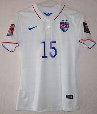 USA Nike Concacaf Womens Championship 2014 Megan Rapinoe Soccer Jersey
