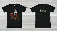 Tina Turner Simply The Best Graphic T-Shirt Black Unisex Vintage