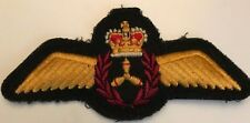 Canadian Armed Forces Air Force Flight Engineer Cloth Trade Insignia #4911