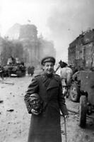 6x4 Lucido Foto ww3D13 Guerra Mondiale 2 Germania Berlino 50
