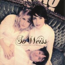 SO WEISS - HUNTER/DANCER  CD NEW+