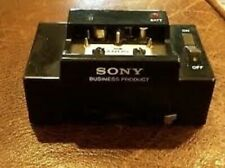 Sony model MA-40 Micro magnetic tape Cassette audio adaptor connector adapter