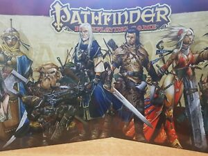 GDR RPG PATHFINDER GDR : SCHERMO DEL GAME MASTER
