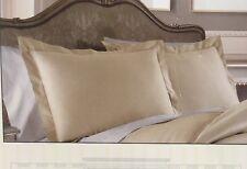 Palais Royale Fine Bed Linens ~ Standard Pillow Sham ~ Ivory ~ 630 tc ~ New