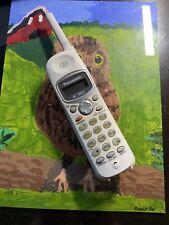 Panasonic KX-TGA230W 2.4 GHZ Cordless Phone Handset for KX-TG2352W - Used