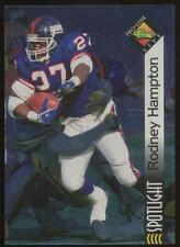 1994 Pro Line Live Spotlight Rodney Hampton #PB18 New York Giants