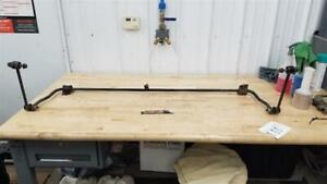 Jeep JK Wrangler OEM Rubicon Rear Stabilizer Sway Bar Assembly 07-10 38261