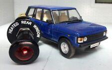 Ventana Trasera Calefacción LED interruptor de cordón & Etiqueta temprano Range Rover Classic 2 puertas