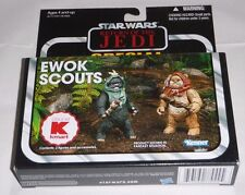 STAR WARS VINTAGE COLLECTION EWOK SCOUTS RETURN OF THE JEDI EWOK SCOUTS KMART VC