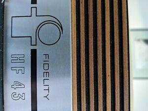 Fidelity HF43 record player