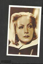 Nostalgia Postcard Swedish Actress Greta Garbo 1933