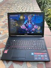 """MSI GP63 Leopard 8RF Laptop (i7-8750H, GTX 1070, 15.6"""" 120Hz, 128GB + 1TB SSD)"""