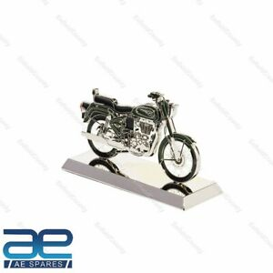 For Royal Enfield Bullet 500cc Bike 2d Scale Model Green