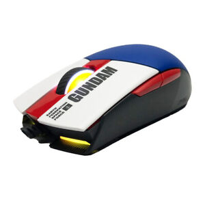ASUS ROG Strix Impact II Wireless GUNDAM Limited Edition Optical Gaming Mouse