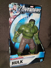 MARVEL THE AVENGERS MOVIE EDITION INCREDIBLE HULK 8 inch ACTION FIGURE NEW 2011