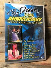 Bo Diddley's 30th Anniversary - All Star Jam (DVD, 2004) Live, Rock N' Roll