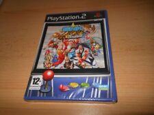 Videogiochi arcade Sony, Anno di pubblicazione 2008