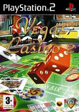 Vegas Casino 2 (8 Games) (PS2) - Game  66LN The Cheap Fast Free Post