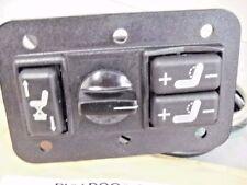 Mack 8006222142001 Dual PneumaticTruck Air Seat Lumbar & Height Switch Control