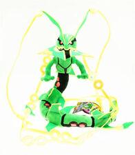 Pokemon Center Mega Rayquaza Plush Stuffed Soft Doll Green Toy Gift US SHIP