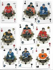 2020-21 O-PEE-CHEE OPC PLAYING CARDS GRITTY  MCDAVID,CROSBY,HART,PRICE,MATTHEWS
