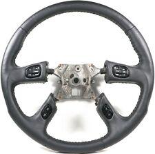 Grant Racing Leather Steering Wheel Silverado Sierra Tahoe Escalade Trailblazer