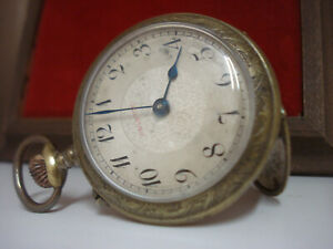 Violet pocket watch Olympic Games Athens 1896 in very good conditions