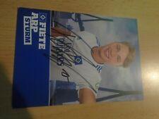 original Jan Fiete Arp -Autogrammkarte,Fussball,Sport