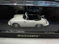 Minichamps 1/43 Porsche 356 C Cabriolet 1965 'Rijkspolitie'