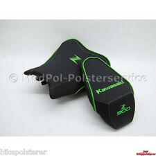 Kawasaki Z 900 Komfort-Sitzbank: Gel-Einlage, Stickerei und Gurt