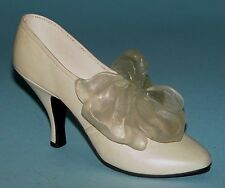 "Just the Right Shoe, Raine, ""Tying the Knot"" mixed media miniature # 25008 Nib"