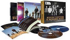 KEVIN & MODERN WEST COSTNER - COLLECTOR'S PACKAGE-UNTOLD TRUTHS/+  3 CD NEUF